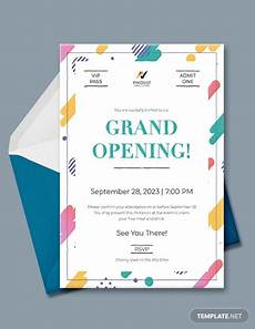 Product Card Templates Vip Invitation Card Template Word Doc Psd Indesign