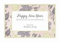 New Year Card Photo Free New Year Templates Amp Examples Lucidpress