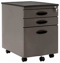 mobile file cabinet modern filing cabinets by studio