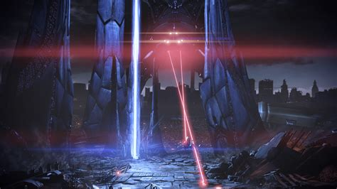 Harbinger Mass Effect