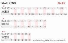 Junior Skates Size Chart Toddler Hockey Skate Size Chart Dirim