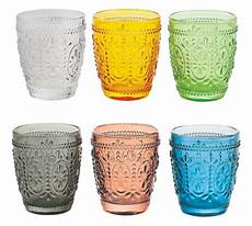 bicchieri colorati bicchieri di vetro bormioli ikea e tanti altri spunti
