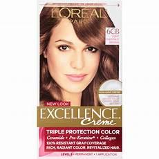 Loreal Light Chestnut Brown L Oreal 6cb Light Chestnut Brown Hair Color 1 Kt Box