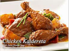 Chicken Caldereta Recipe   Panlasang Pinoy Meaty Recipes