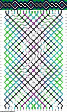 patrones de pulseras de hilo taringa