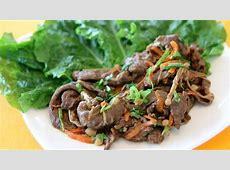 Korean Bulgogi (Marinated Beef)   Korean Recipe