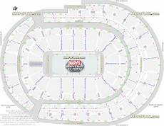 Marvel Universe Live Seating Chart Bridgestone Arena Marvel Universe Live Printable