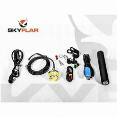 Paramotor Lights Skyflar Li Ion Battery Power Pack Kit 12 6v For Paramotor