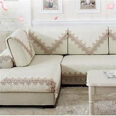 european style sofa cushion lace sofa towel funda