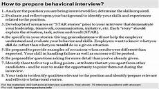Sample Behavioral Interview Questions And Answers List Of Behavioral Interview Questions Youtube
