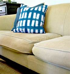 and easy fix for sagging sofa cushions hometalk