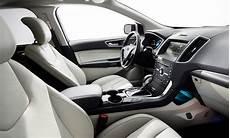 ford interni ford edge immagini ufficiali suv di grandi dimensioni