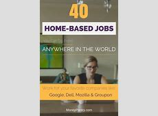 40 Best International Work from Home Jobs (Work from