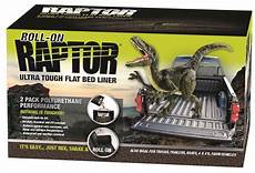 u pol raptor up5010 black roll on bed liner 2l kit u