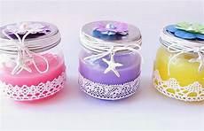 candele decoupage candele profumate senza cera bricolageonline net