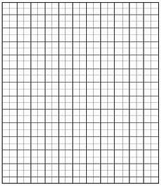 1 Inch Grid Paper Pdf 4 Free Printable 1 Inch Grid Paper In Pdf 1 Inch Graph