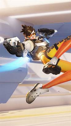 Iphone X Wallpaper Overwatch by Overwatch Tracer 4k Wallpapers Hd Wallpapers Id 17057