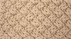 how to knit the diagonal basket weave stitch pattern with