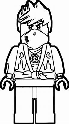 Malvorlagen Ninjago Lego Ausmalbild Lego Ninjago Zane Malvorlagen