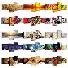 quadri su tela senza cornice quadro moderno cm 180x75 sta su tela canvas 4 pezzi