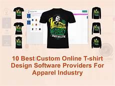 Custom T Shirt Design Software 10 Best Custom Online T Shirt Design Software Providers