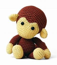 johnny the monkey amigurumi pattern amigurumipatterns net
