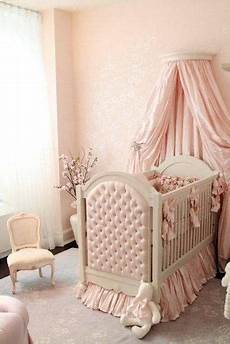Newborn Baby Room Lighting This Soft Pink Victorian Nursery Design Is As Girly As It