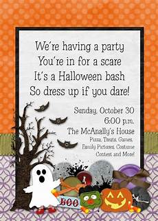 Sample Halloween Invitations Really Want Excellent Tips About Invitations Head Out To