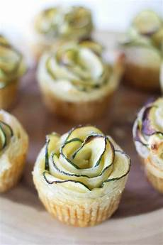 zucchini puff pastry appetizers diycandy