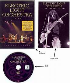 City Lights Bbc Dvd Jeff Lynne Song Database Electric Light Orchestra Face
