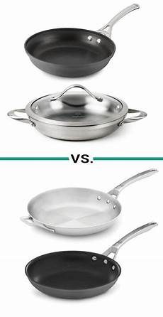 Calphalon Cookware Comparison Chart In This Comparison Of Calphalon Contemporary Vs Signature