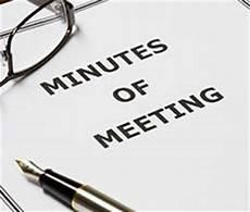 Meeting Of Minutes Meeting Etiquette