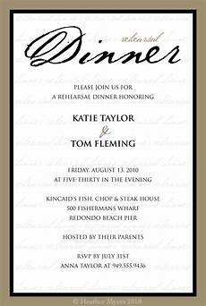 Sample Invitation For Dinner Invitation Template Category Page 1 Efoza Com