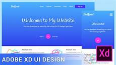 Adobe Xd Design Challenge Adobe Xd Tutorial Responsive Web Design Youtube