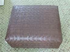 divani in cuoio prezzi divano flexform pouf in cuoio intrecciato divani a