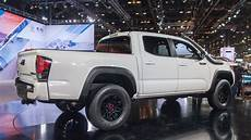 2019 toyota lineup 2019 toyota trd pro road lineup debuts in chicago