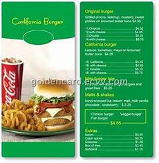 Catering Menu Card Earth Friendly Catering Menu Cards From China Manufacturer
