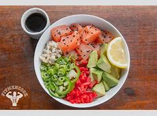 5 Healthy DIY Sushi & Sashimi Recipes   Fit Men Cook
