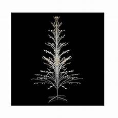 6 Ft Lighted Twig Tree Northlight 6 Ft White Lighted Christmas Cascade Twig Tree
