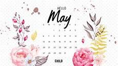 Calendar Backgrounds Free May 2018 Calendar Wallpaper