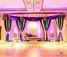colorful mehendi stage indian events indian wedding