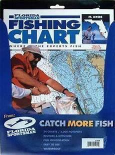 Florida Sportsman Charts Florida Sportsman Fishing Chart Fort Myers Area 24