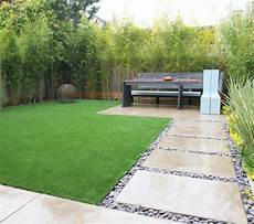 Backyard Designs With Artificial Turf Artificial Turf Next To Pavers For The Home In 2019