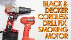 Black Decker Werkzeugkofferbilliger by Fix Black Decker 12v Cordless Drill