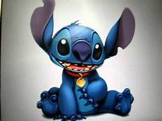 a birthday message from stitch