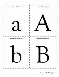 Lowercase Letters Flash Cards Alphabet Uppercase And Lowercase Flash Cards Have Fun