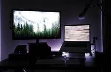 Eveshine Bias Lighting Reduce Eye Strain When Watching Television At Night With