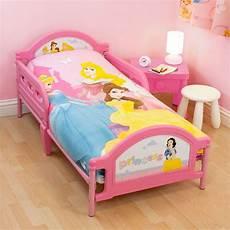 disney princess toddler bed new cot pink ebay