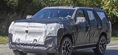 new chevrolet tahoe 2020 new photos show chevy s upcoming 2020 tahoe rst gm