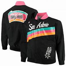 San Antonio Spurs Mitchell Amp Ness Hardwood Classics Big
